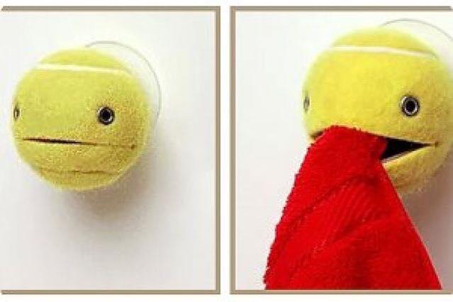 ideias para reciclar bolas de tenis 12