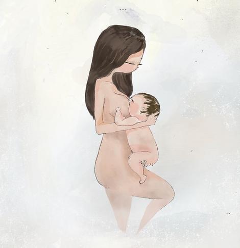 olhar poetico sobre a maternidade 01