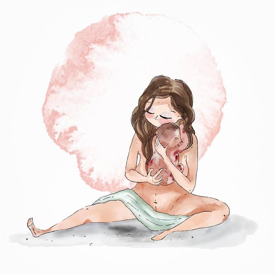 olhar poetico sobre a maternidade 04