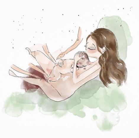 olhar poetico sobre a maternidade 08