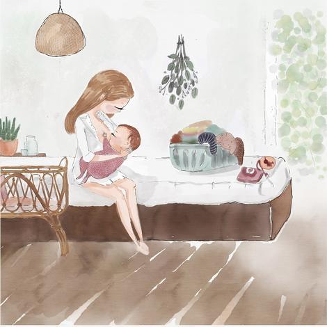 olhar poetico sobre a maternidade 09