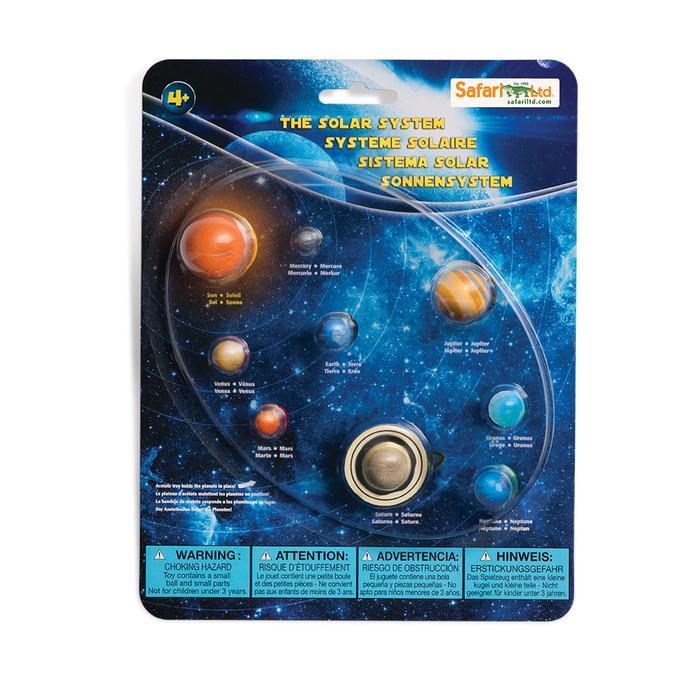 sistema solar em miniatura safari brinquedo