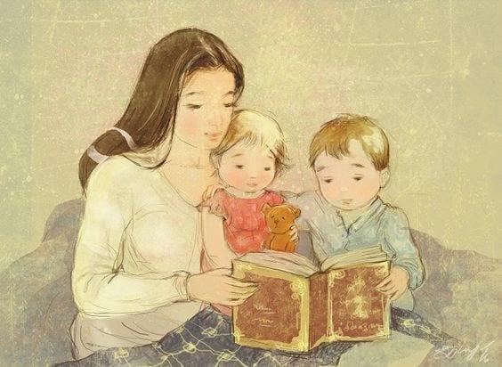 como facilitar o aprendizado dos seus filhos