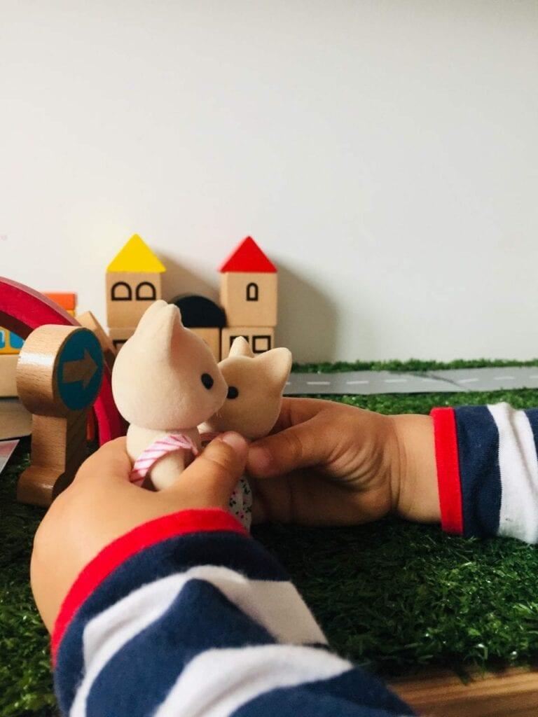 familia sylvanians e o jogo simbolico 02