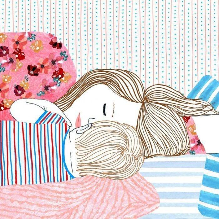momentos da maternidade ilustrados monann 05