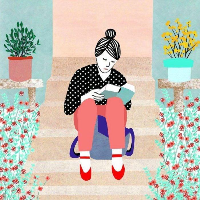 momentos da maternidade ilustrados monann 08