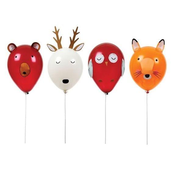 animais fofos feitos com bola de soprar 04