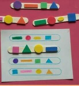 aprender figuras geometricas sequenciacao 1