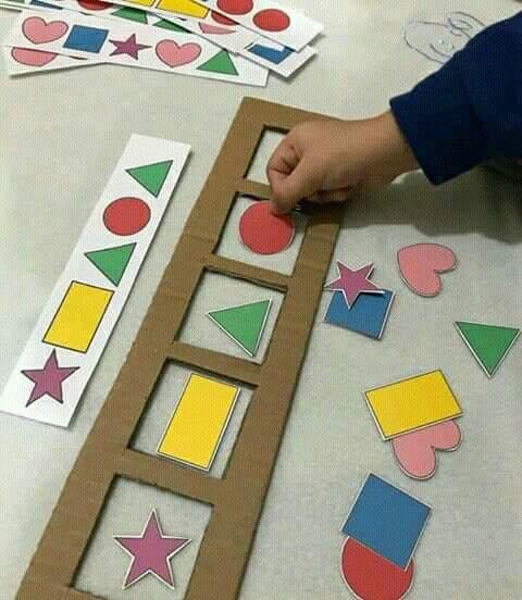 aprender figuras geometricas sequenciacao