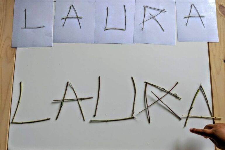 escrever o nome com galhos 03