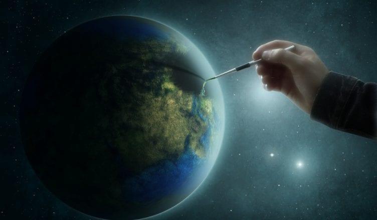 A criação do mundo