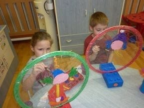 brincadeiras com bambole - pintura