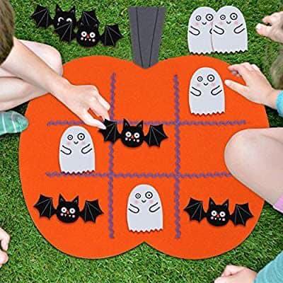 jogo da velha halloween