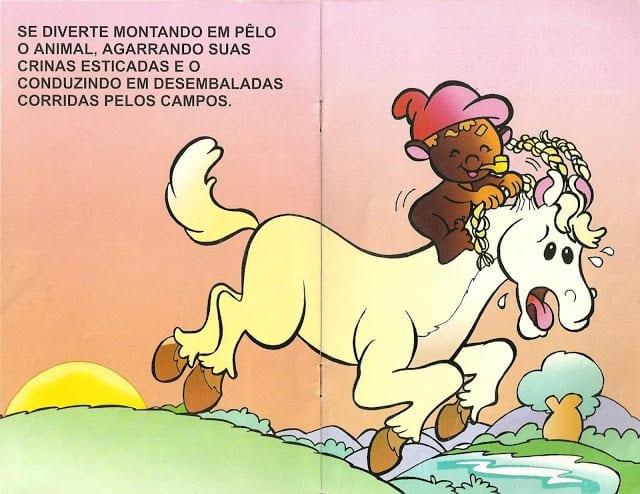 Lenda do Saci Pererê Ilustrada 05