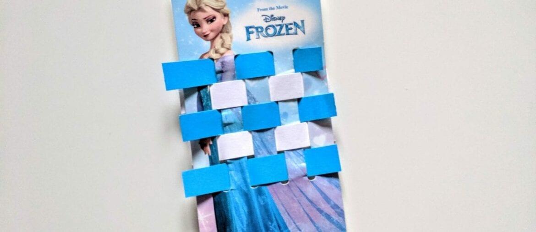 Atividade com tema da Frozen 2 01