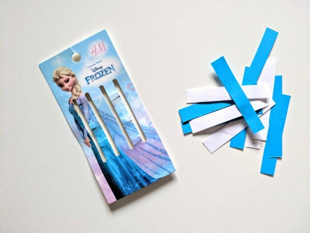 Atividade com tema da Frozen 2 02