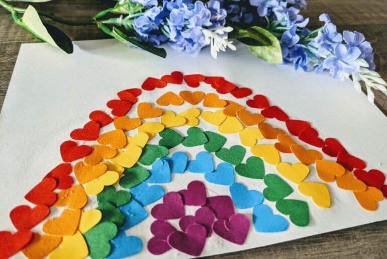 arco-iris de coracoes coordenacao motora fina 01