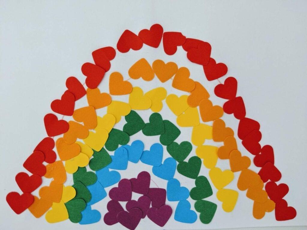 arco-iris de coracoes coordenacao motora fina 02