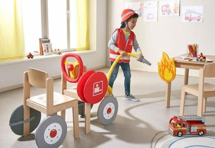 Atividades sobre bombeiro 01