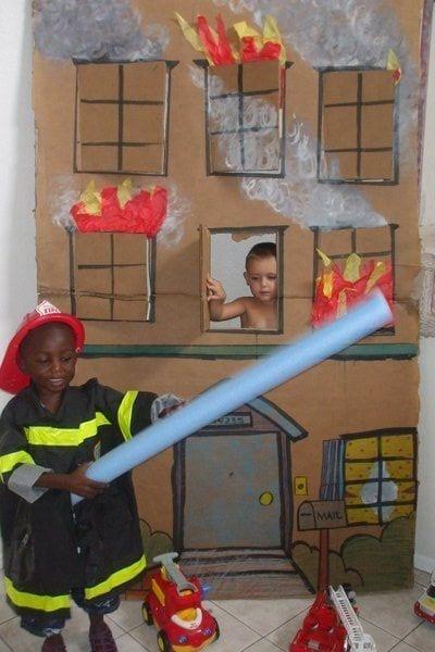 Atividades sobre bombeiro 03