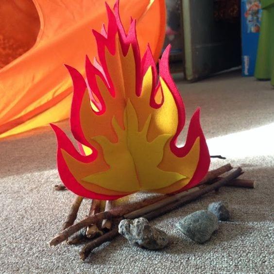 Atividades sobre bombeiro 04