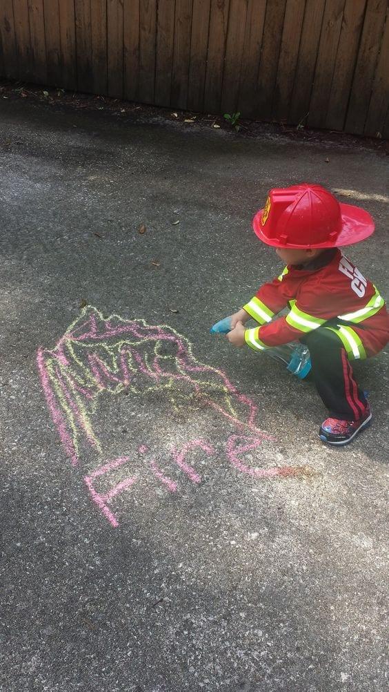 Atividades sobre bombeiro 12