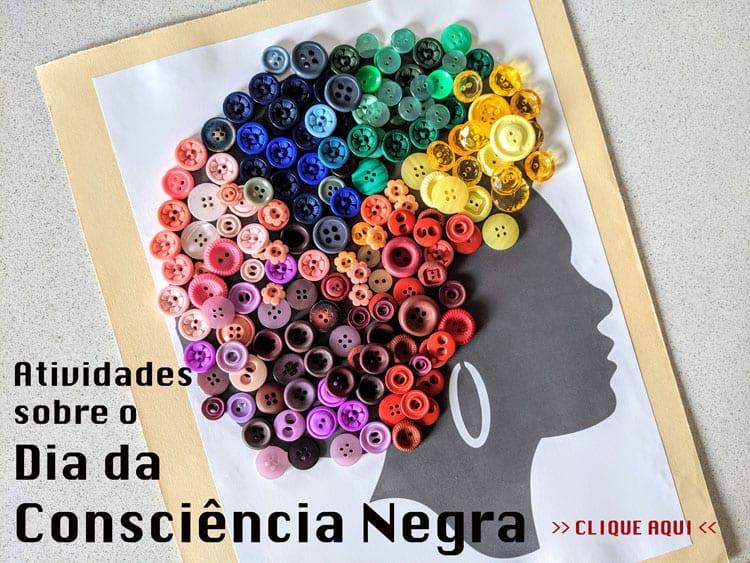 Atividades sobre o Dia da Consciência Negra