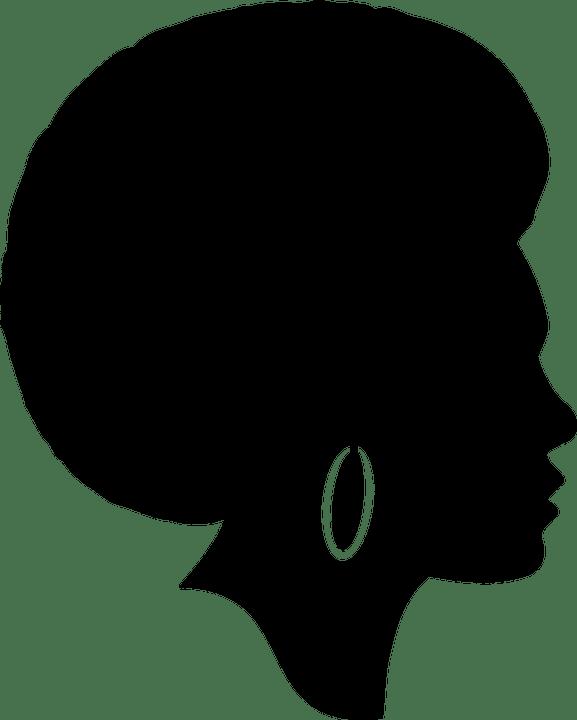 Desenhando o cabelo afro
