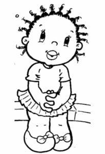 Desenhos Dia da Consciência Negra para imprimir