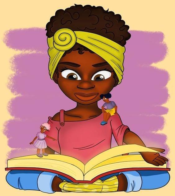 Literatura Infantil sobre Consciência Negra