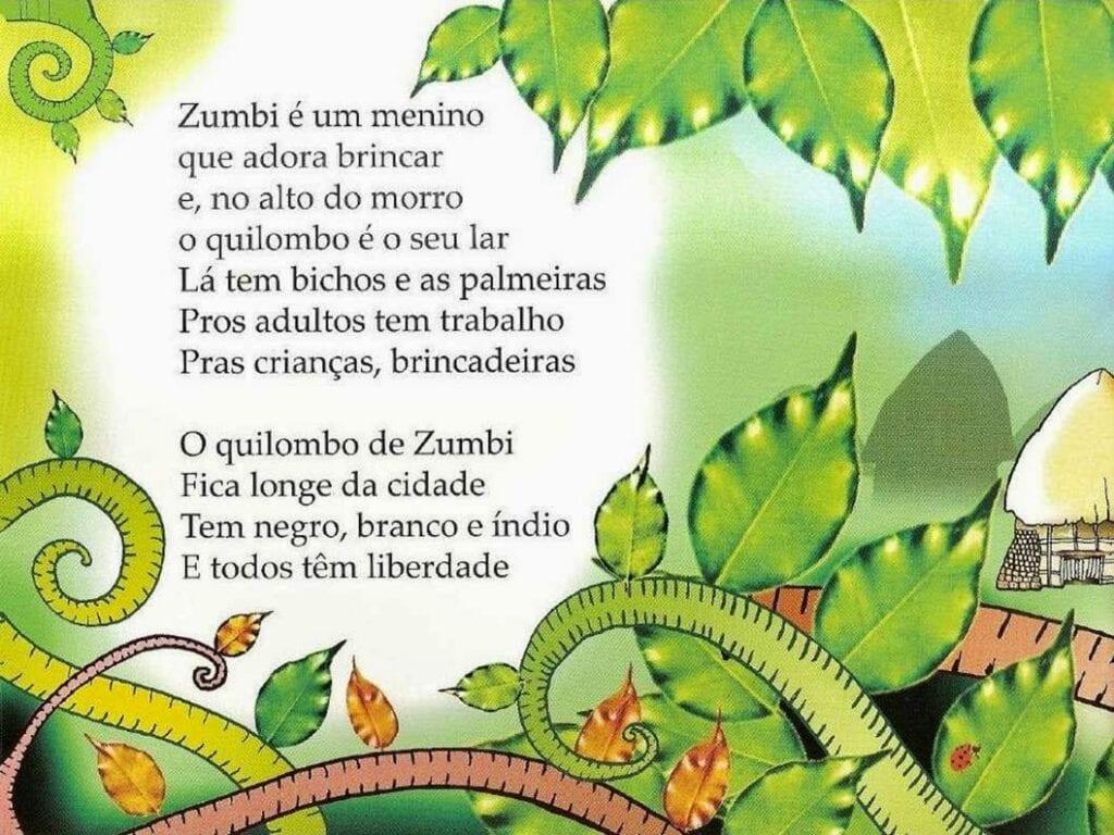 Zumbi o pequeno guerreiro 04