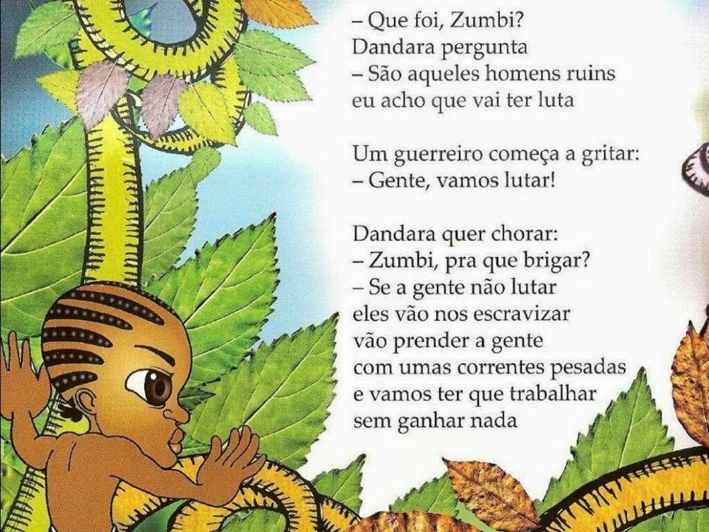 Zumbi o pequeno guerreiro 08