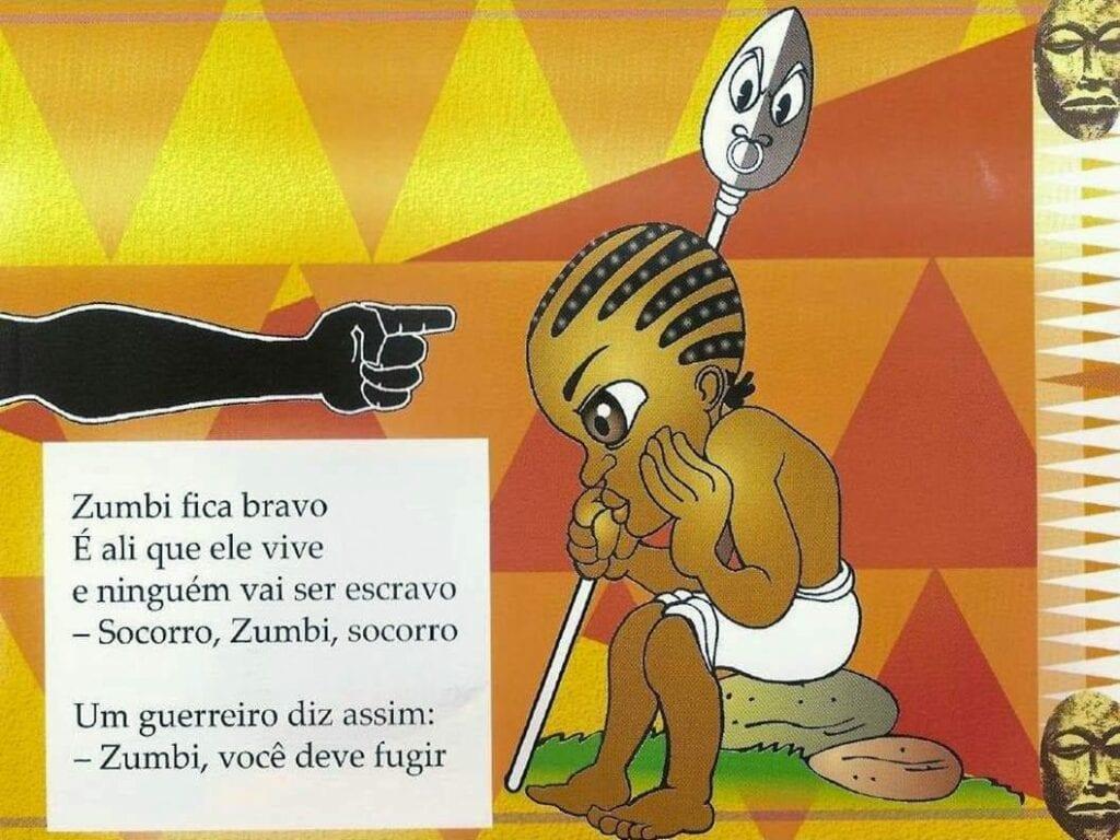 Zumbi o pequeno guerreiro 11