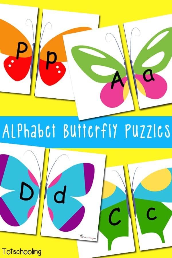 abecedario com letras maiusculas e minusculas
