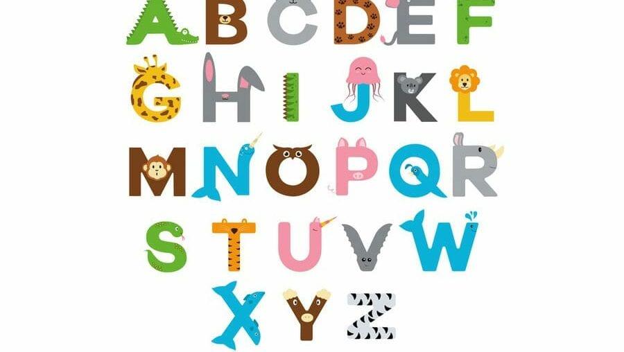 alfabeto para imprimir