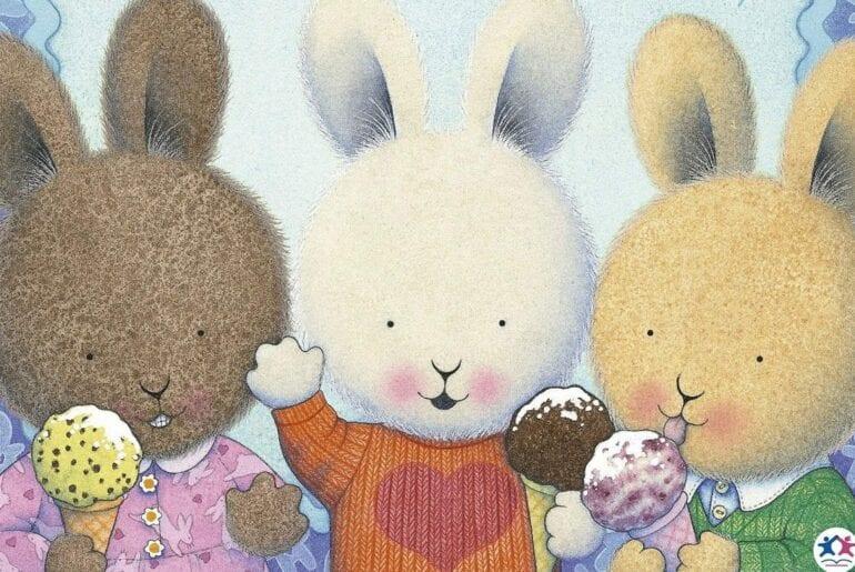 livro infantil as coisas que eu amo