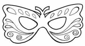 mascaras de carnaval para imprimir 19