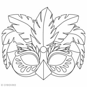 mascaras de carnaval para imprimir 31