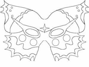 mascaras de carnaval para imprimir 36