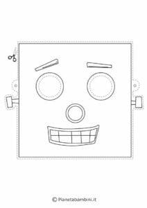 mascaras de carnaval para imprimir de robo
