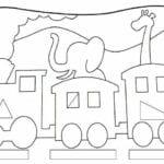 desenhos com figuras geometricas para imprimir 07