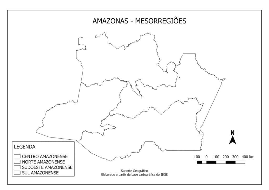 mapa do amazonas para imprimir mesorregioes 01