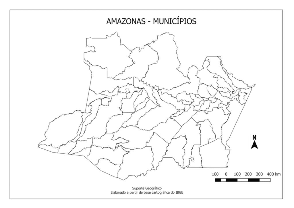mapa do amazonas para imprimir municipios
