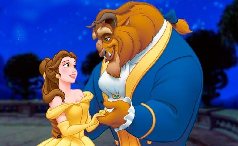nao seja uma princesa bela e a fera