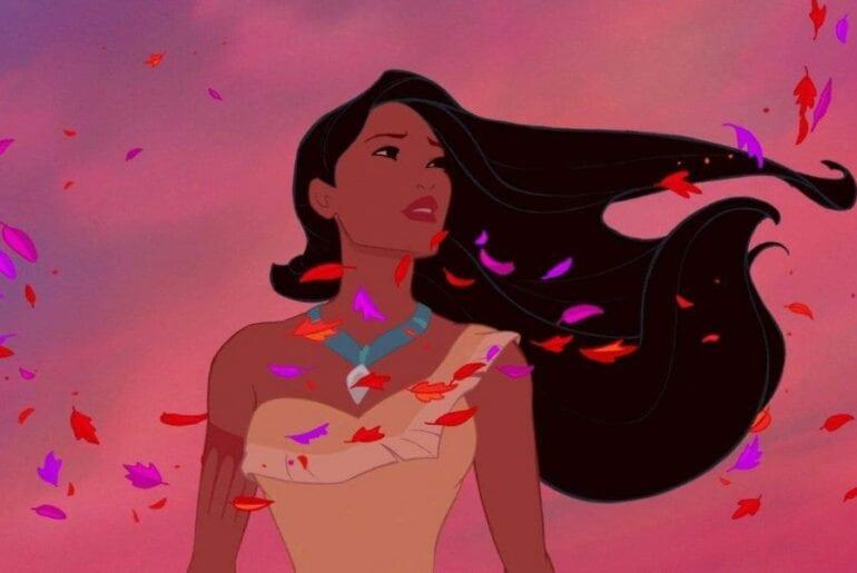 nao seja uma princesa pocahontas