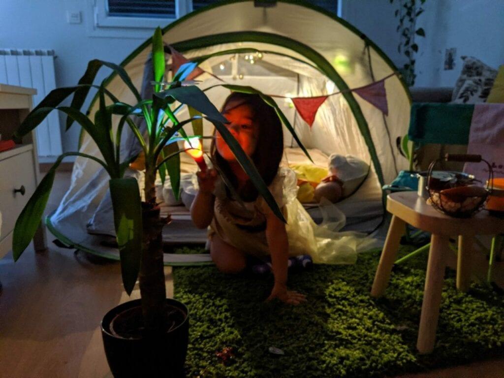 acampamento de ferias em casa 07