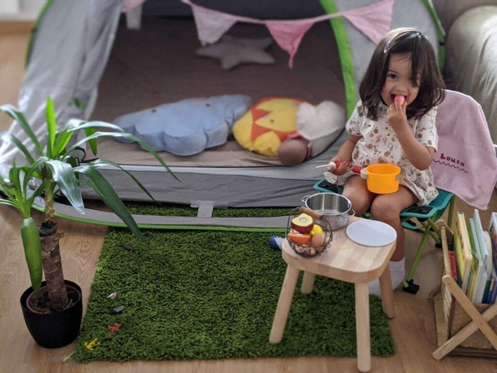 acampamento de ferias em casa 08