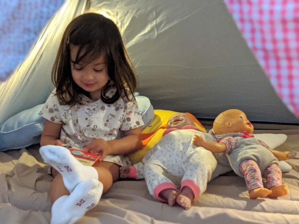 acampamento de ferias em casa 09