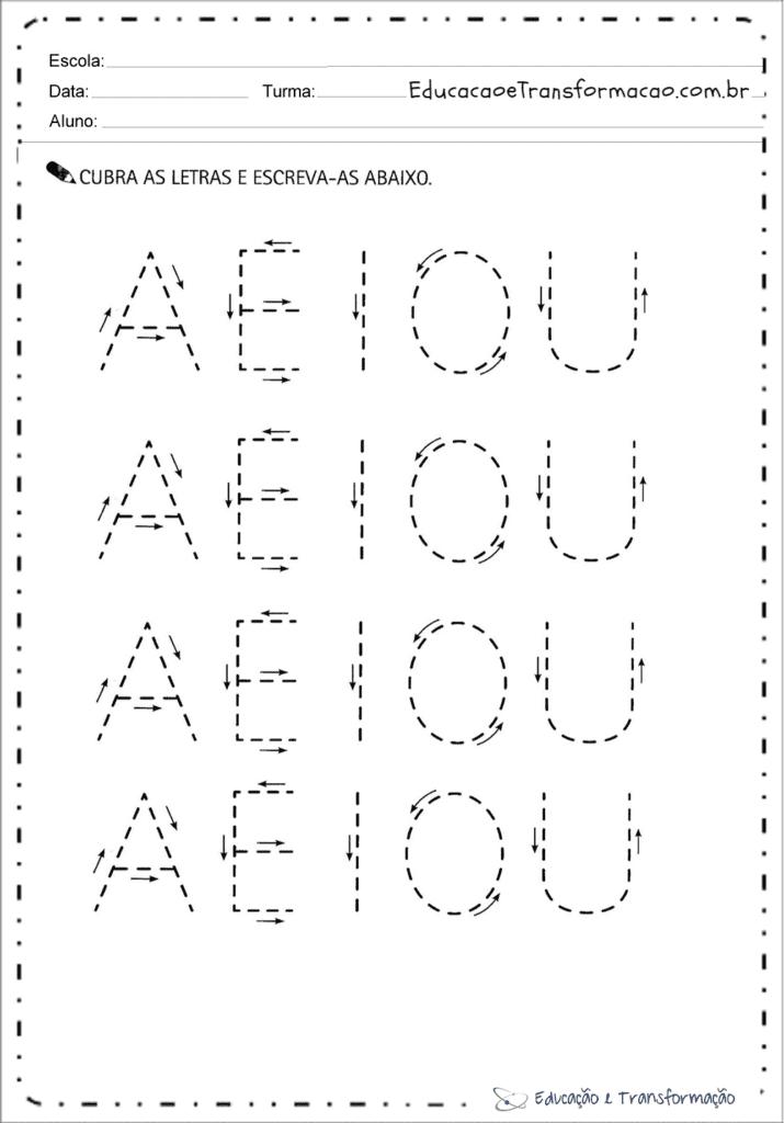 atividades com vogais para imprimir 25