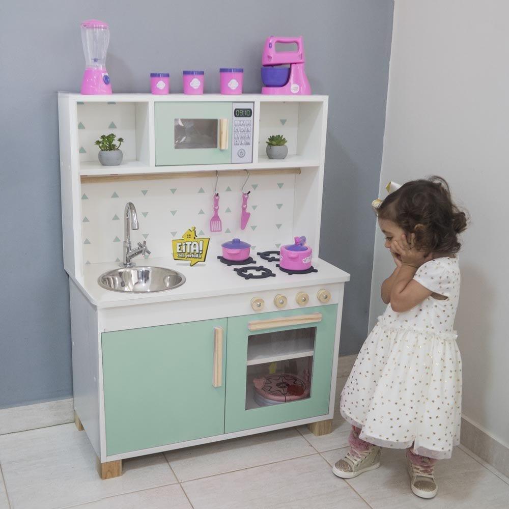 cozinha infantil em mdf